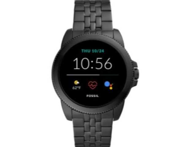 Fossil Gen 5E is available at 40% off on Amazon