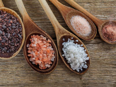 Include four types of salt in your diet: Rujuta