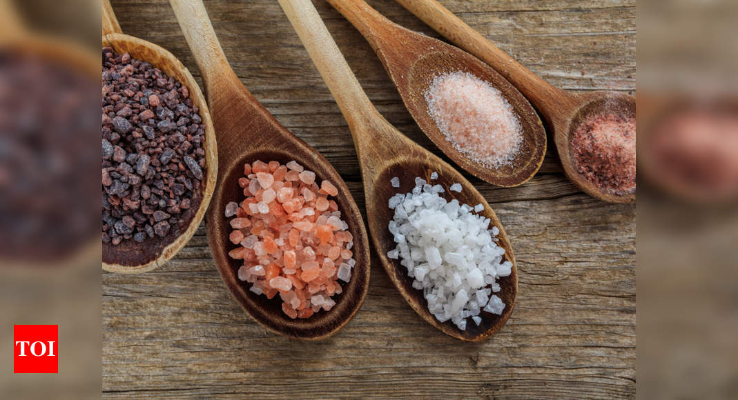 Types of salts you should have daily