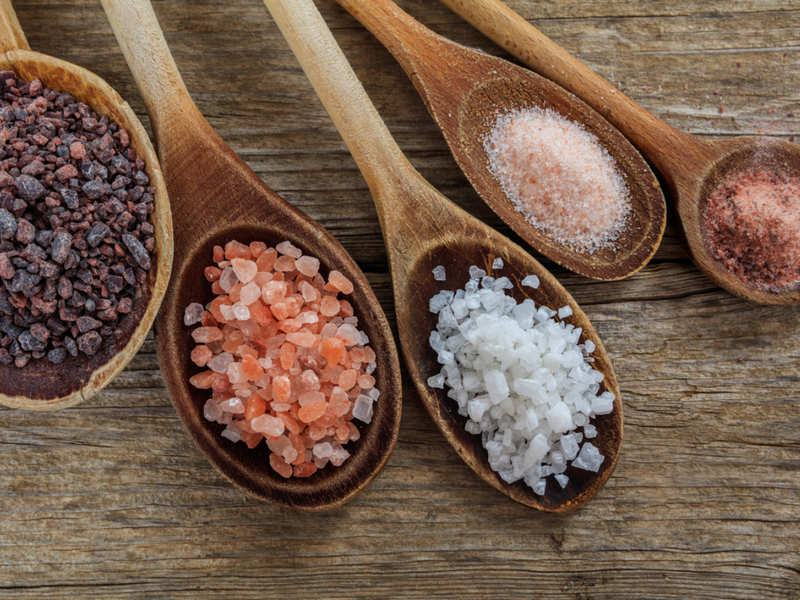 Types of salts that nutritionist Rujuta Diwekar wants you to have daily