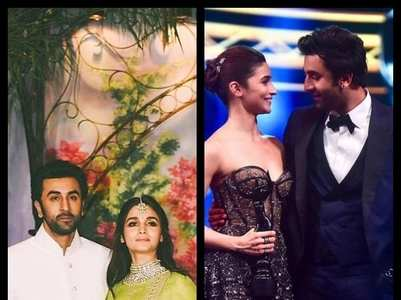 When Alia spoke about her boyfriend Ranbir