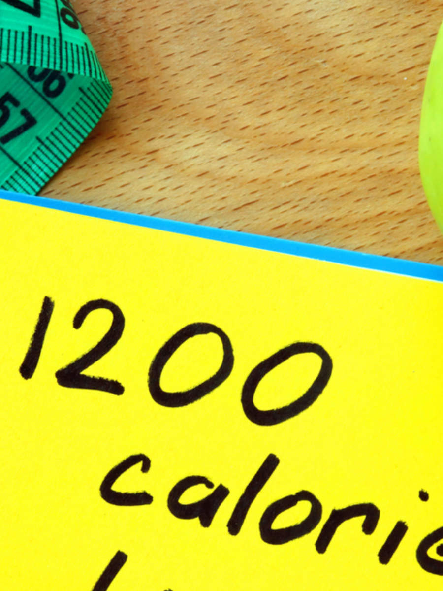 The 1200 calorie diet plan for weight loss