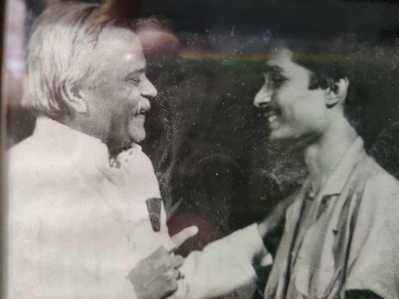 Pic Courtesy: Saandeep Patel's Instagram