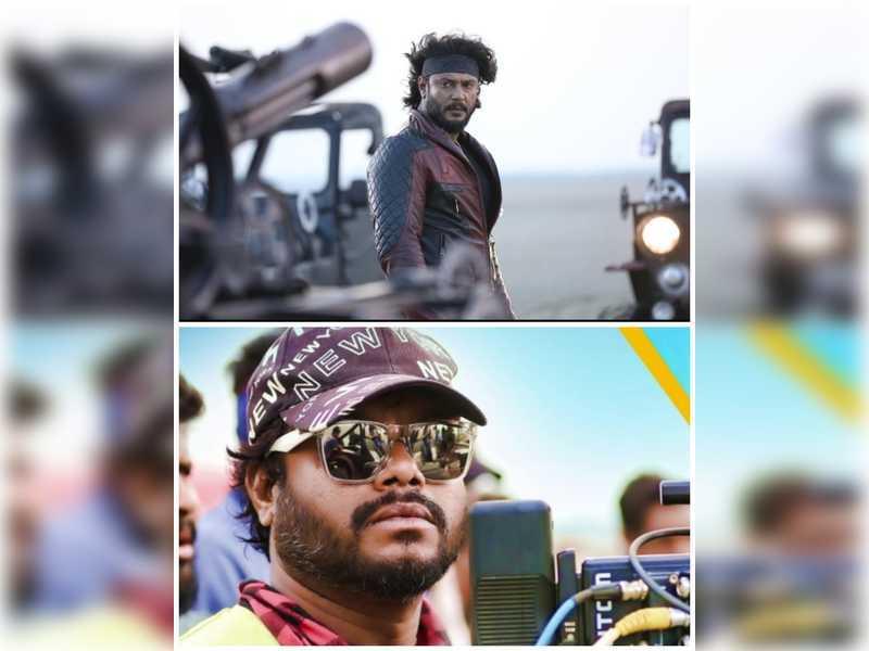 Cinematographer Sudhakar S Raj shares his experience while filming Roberrt