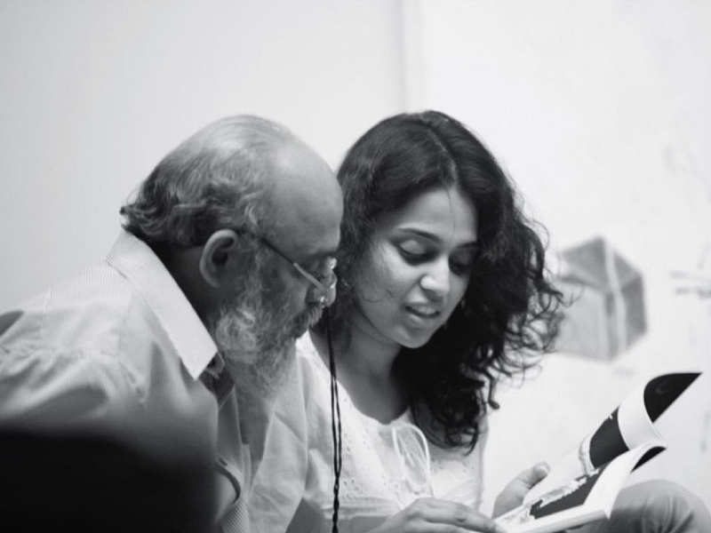 In her note, Swara Bhasker also mentions that her dad Uday Bhaskar has been an unusual father for an Indian girl child