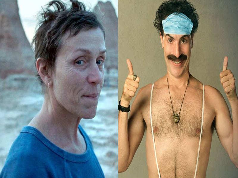 'Nomadland', 'Borat 2' win top awards at 2021 Golden Globes