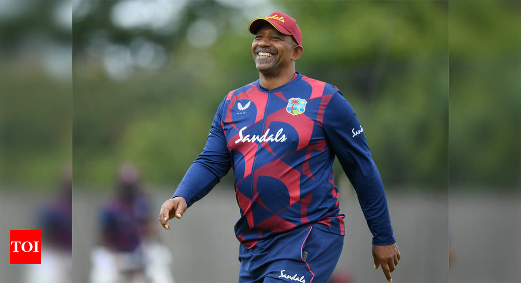 We must know our final 15 or 16 ahead of T20 World Cup, says Windies coach Simmons | Cricket News – Times of India
