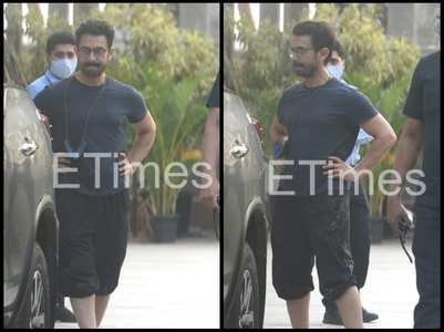 Pics: Aamir to buy a new apartment in Bandra