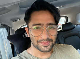 Shaheer Sheikh heads for an audition