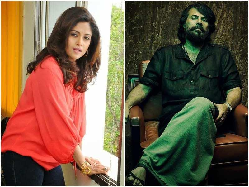 Nadiya Moidu joins Mammootty film Bheeshma Parvam
