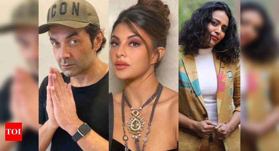 Exclusive: Bobby Deol confirms talks of 'Arth remake', Jacqueline Fernandez and Swara Bhasker are likely to be the female leads – Times of India