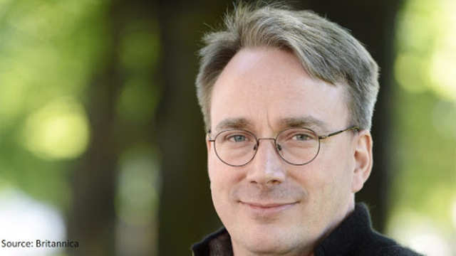 6 days without electricity: What the inventor of Microsoft Windows-rival Linux did