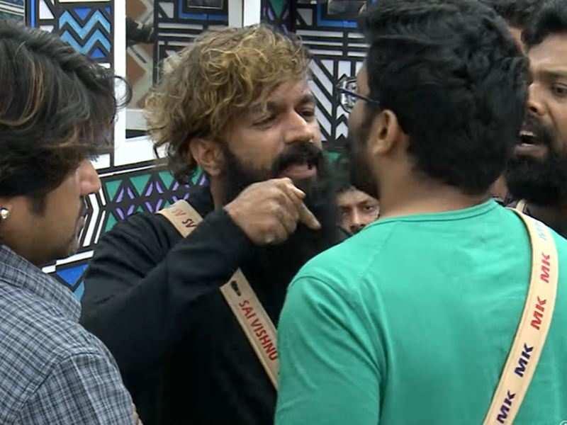 Bigg Boss Malayalam 3: Sai Vishnu and Manikuttan lock horns over a Dosa