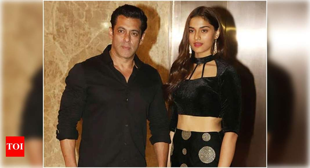 Exclusive: Here's what Dabangg 3 actress Saiee Manjrekar says about her mentor Salman Khan – Times of India
