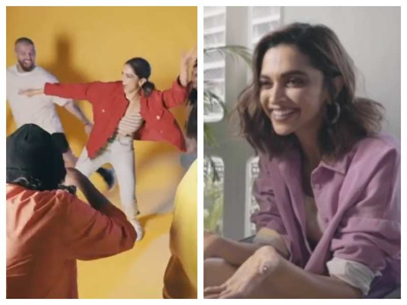Watch: Deepika Padukone gives fans a sneak peek into her daily routine through a BTS video of a usual day at the shoot
