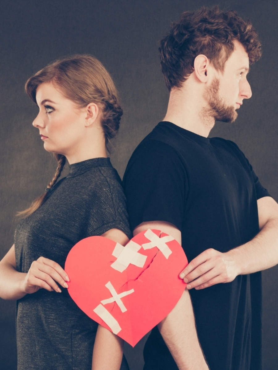 Signs your partner doesn't love you anymore