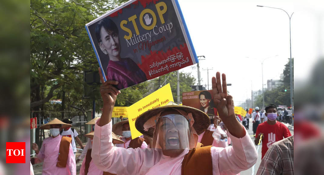 Aung San Suu Kyi hit with two new criminal charges