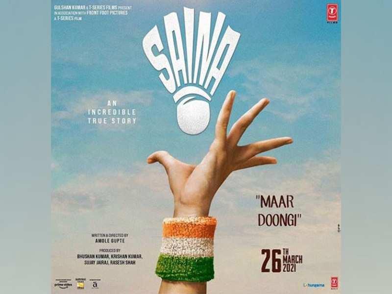Parineeti Chopra-starrer 'Saina' to hit theatres on March 26