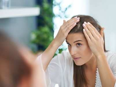 What is excessive scalp sweating and how to treat it?