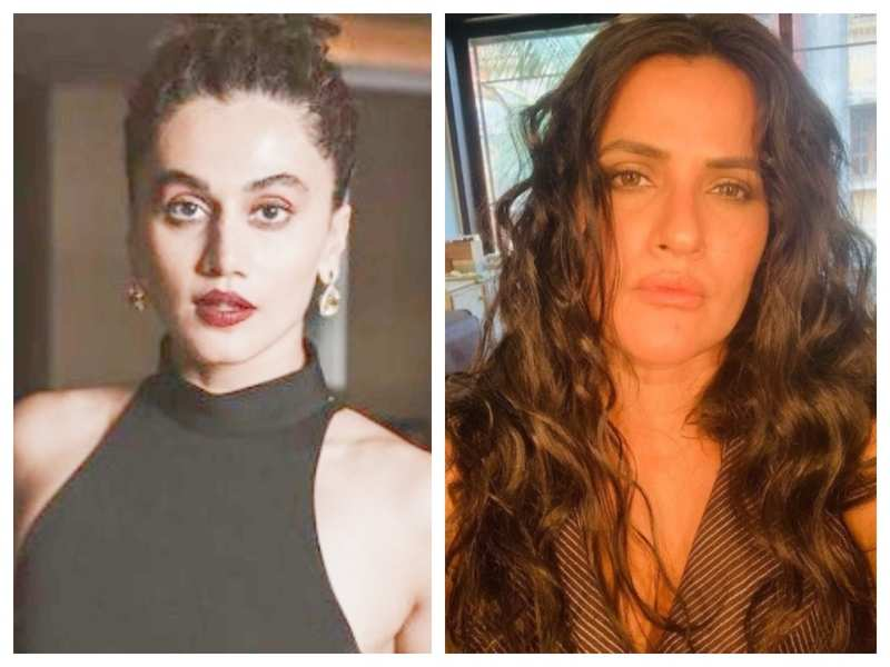Taapsee Pannu, Sona Mohapatra and others react to SC asking rape accused if he will marry the survivor