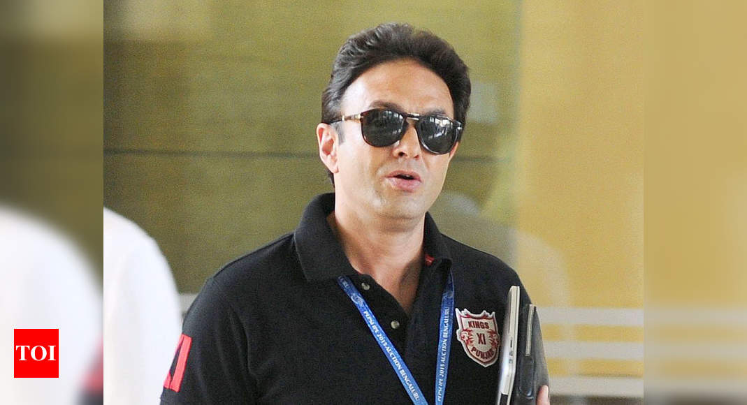 ipl 2020:  Crowds can be avoided at least initially in IPL: Punjab Kings' Ness Wadia | Cricket News – Times of India