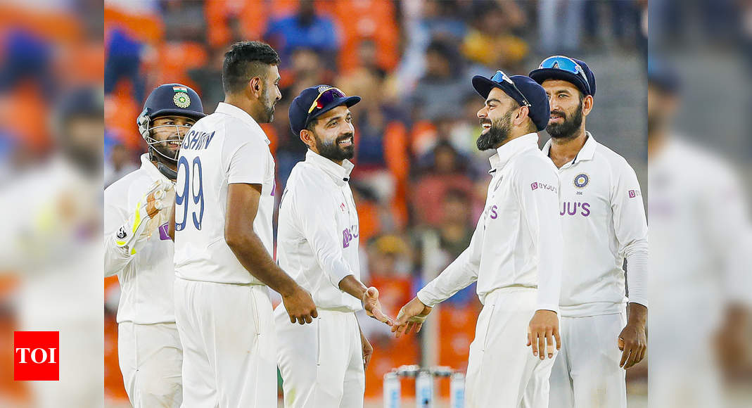 India firm favourites to win fourth Test, it will be India vs NZ in WTC final: Compton