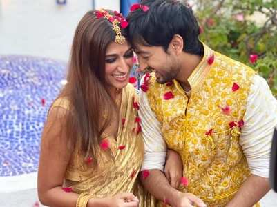 Priyaank -Shaza's Hindu wedding postponed