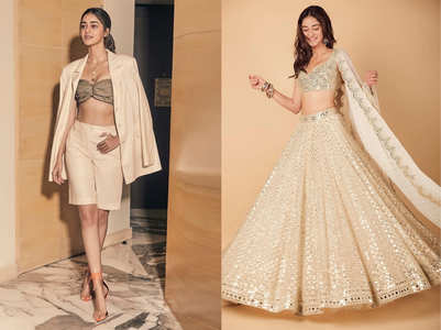 Fashion lessons to learn from Ananya Panday's Instagram