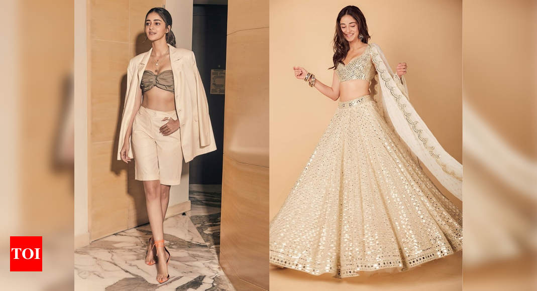 Fashion lessons to learn from Ananya Panday