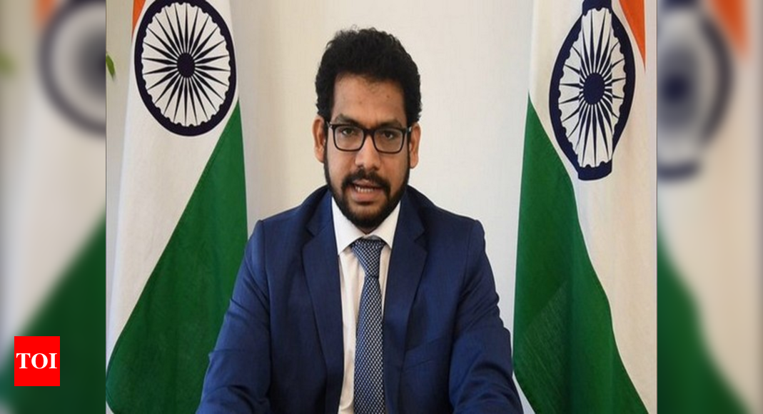 India tells Pakistan to stop state-sponsored cross-border terrorism | India News – Times of India