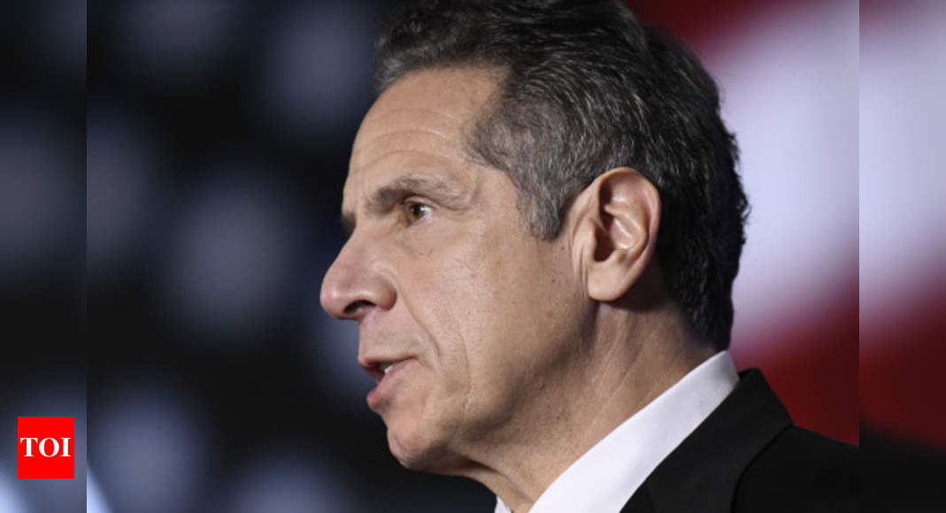 Calls for New York governor Andrew Cuomo's resignation mount as 3rd accuser emerges