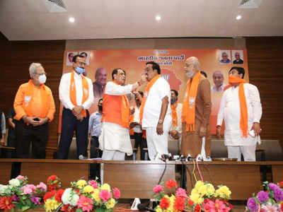 Gujarat Local Bodies Polls: BJP Emerges Before Congress | India News