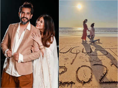 Kishwer-Suyyash announce first pregnancy; pic