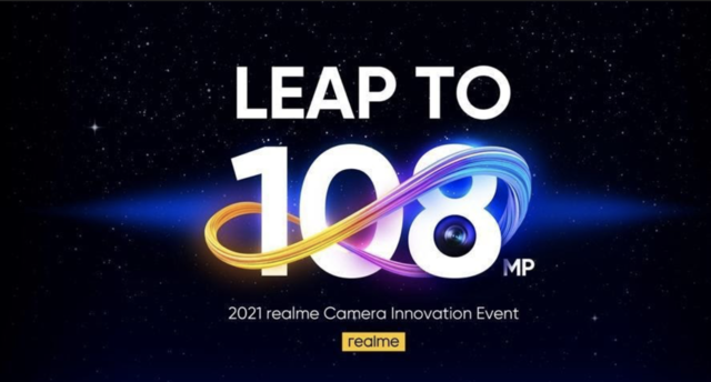 Realme 8 Pro to come with 108MP camera, other camera features also revealed