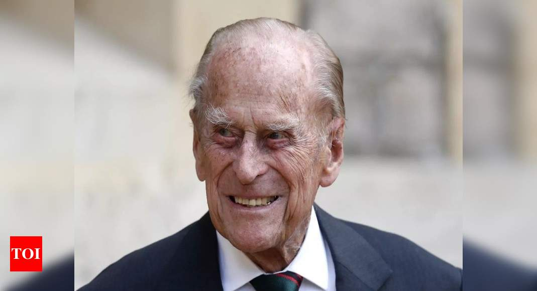 UK's Prince Philip moved to new hospital to treat infection