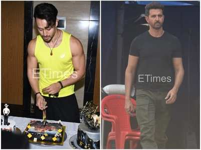 Pap diary: Tiger celebrates his bday; HR on set