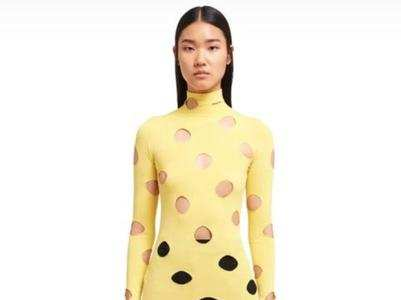 Twitter users feel this expensive sweater looks like cheese