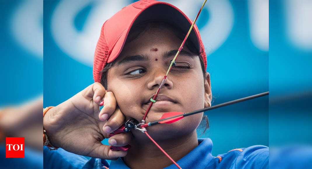 Archer Jyothi Surekha sets new national record | More sports News – Times of India