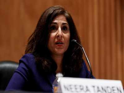 Neera Tanden withdraws her nomination as budget chief