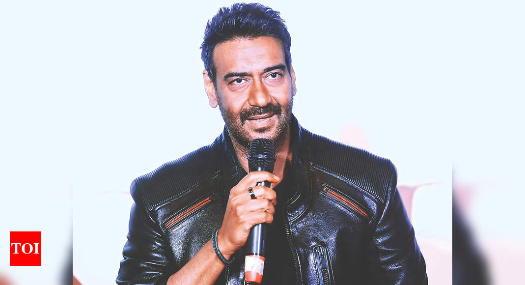 Man who was arrested for blocking Ajay Devgn's car has been released on bail - Times of India