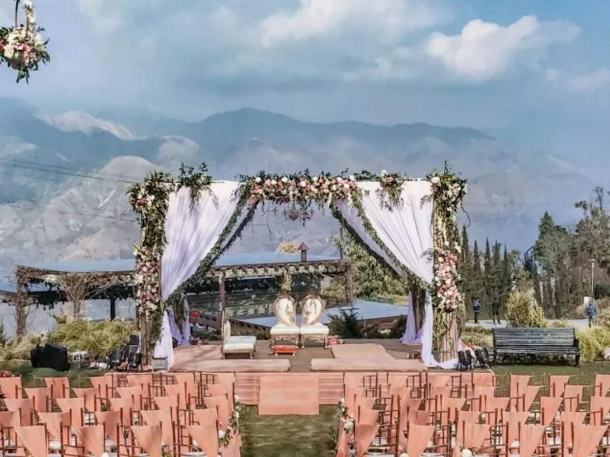 Destination Wedding Luxury Destination Weddings Back In India Times Of India