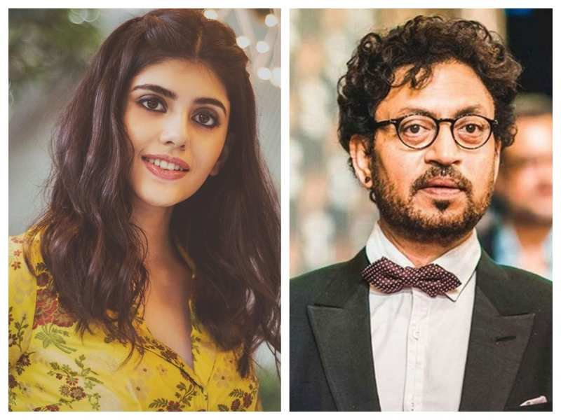 Sanjana Sanghi on things she learnt from late Irrfan Khan: It's about what you bring to the script and how you make it your own