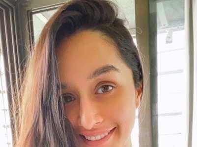 Shraddha Kapoor's mesmerising selfies