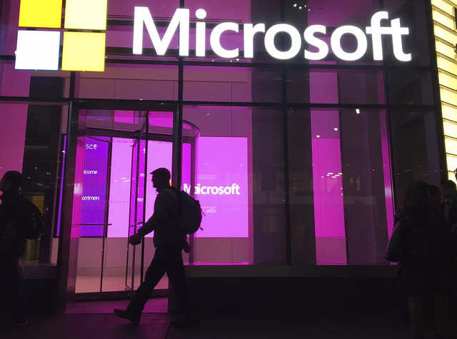 Microsoft says Chinese hackers targeted groups via server software