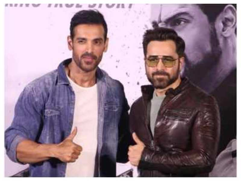 'Mumbai Saga': Sanjay Gupta reveals that he chose cinema over OTT release at the behest of John Abraham and Emraan Hashmi