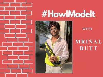 #HowIMadeIt! Mrinal Dutt on his journey