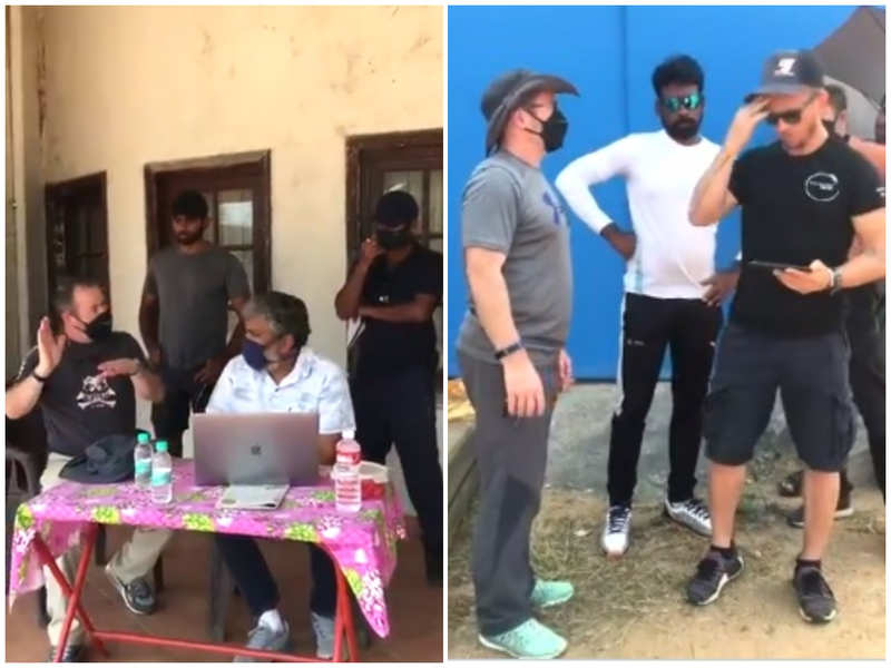 Hollywood action director Nick Powell joins Rajamouli's RRR