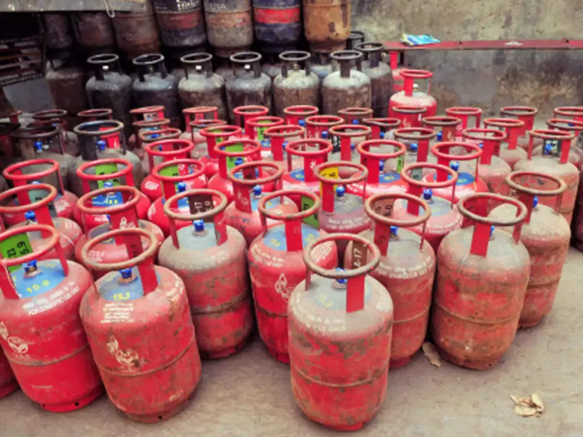 LPG price hike: LPG refill price hiked by Rs 25, costlier by Rs 125 in last  24 days   India News - Times of India