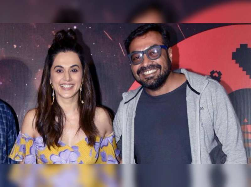 The premises being raided are linked to Tapsee Pannu and Anurag Kashyap promoted Phantom Films and talent hunt company in Mumbai, the officials said.