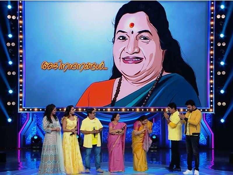 Team Star Singer to felicitate singer KS Chithra; details inside